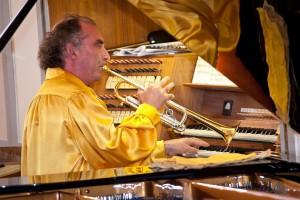 Джаз по-французски: орган, труба и саксофон